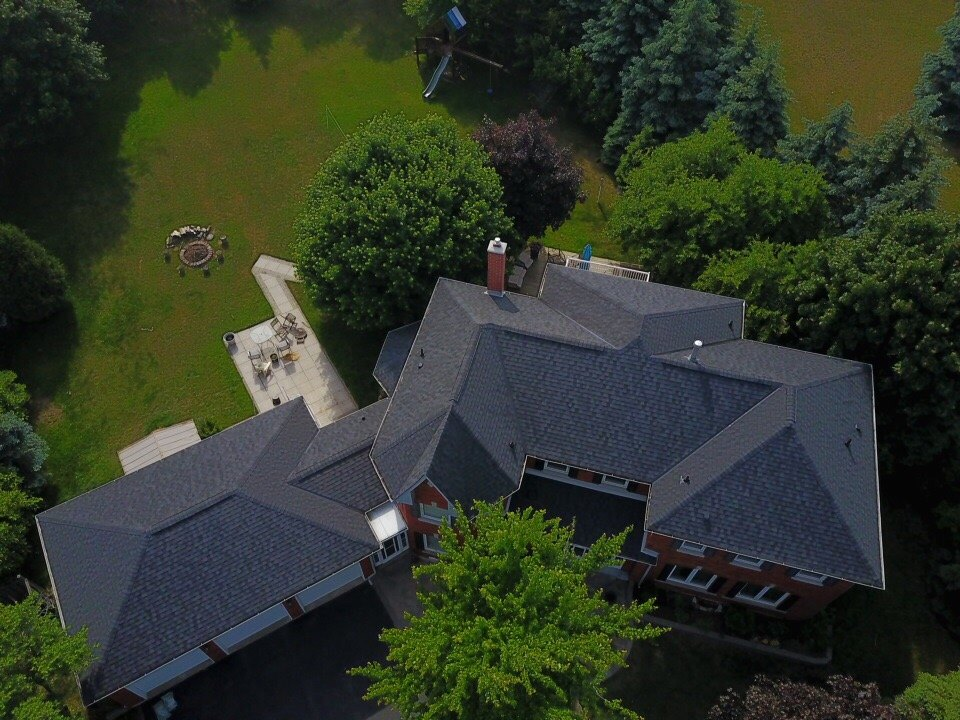 roof-aerial view 5
